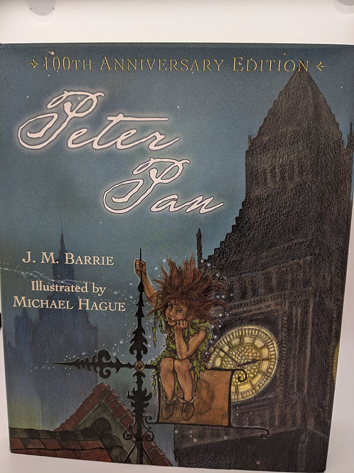Peter Pan, illustrated by Michael Hague