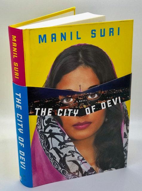 The City of Devi: A Novel, by Manil Suri