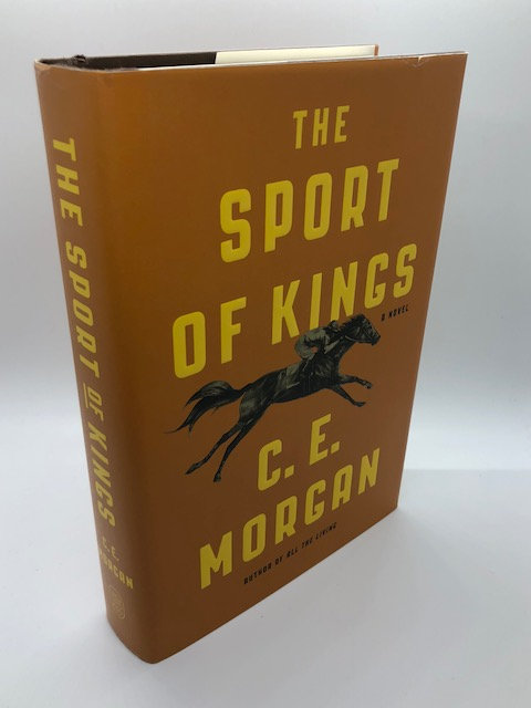 The Sport of Kings, by C.E. Morgan