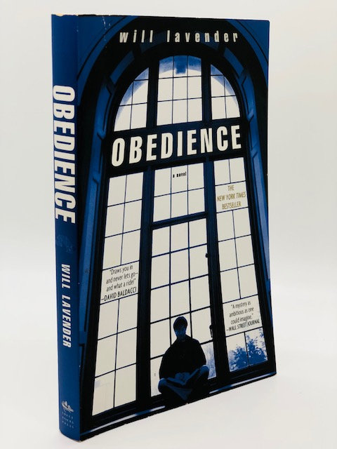 Obedience: A Novel, by Will Lavender
