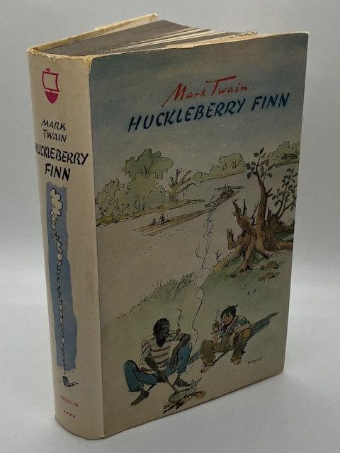 Huckleberry Finn, (German Edition) by Mark Twain
