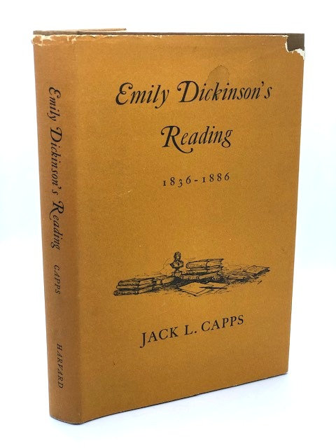Emily Dickinson's Reading (1836 - 1886), by Jack L. Capps