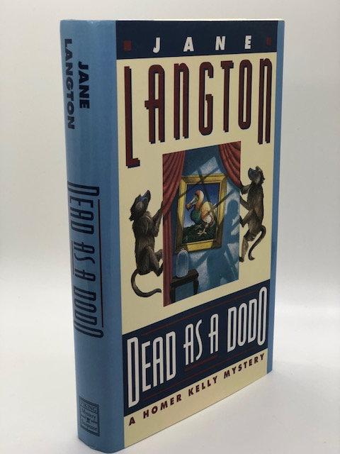 Dead As A Dodo: A Homer Kelly Mystery, by Jane Langton
