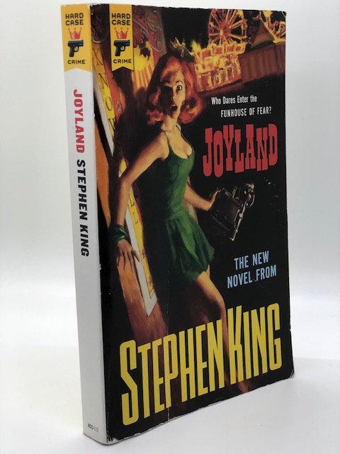 Joyland: A Novel, by Stephen King