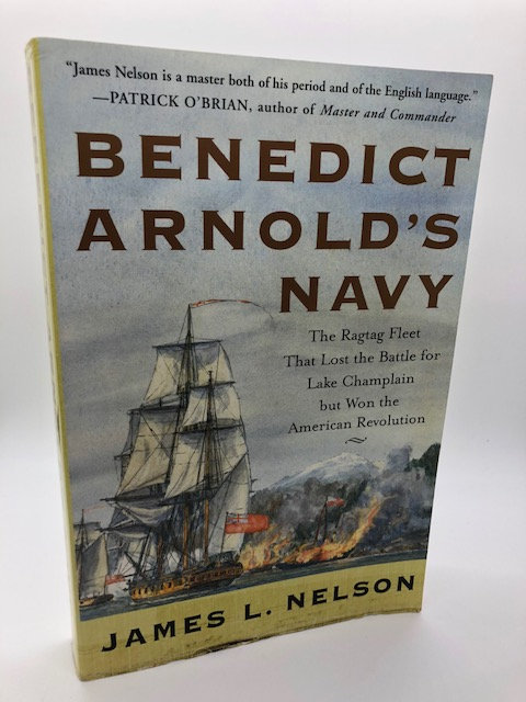 Benedict Arnold's Navy, by James L. Nelson (Paperback)