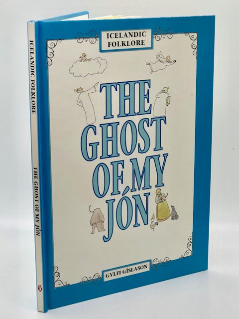 Icelandic Folklore: The Ghost of My Jon