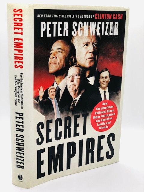 Secret Empires, by Peter Schweizer