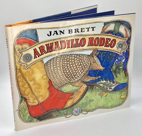 Armadillo Rodeo, by Jan Brett