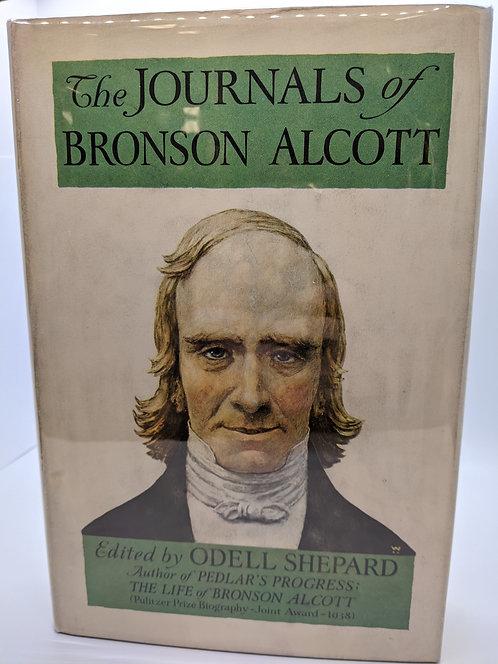 The Journals of Bronson Alcott
