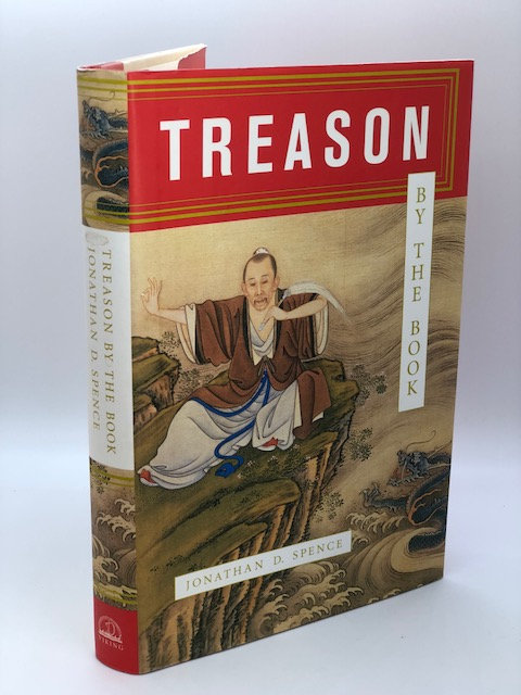 Treason By The Book, by Jonathan D. Spence