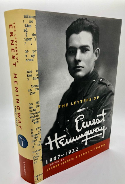 The Letters of Ernest Hemingway 1907-1922