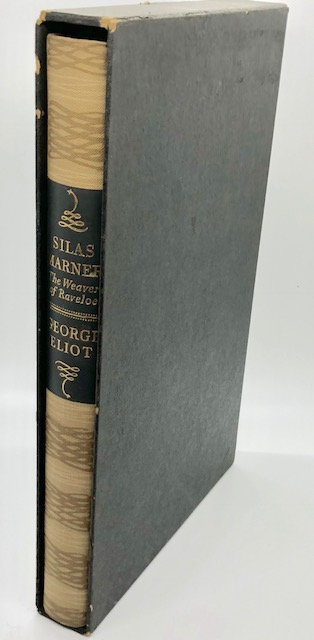 Silas Marner: The Weaver of Raveloe, by George Eliot