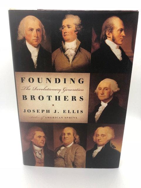 Founding Brothers, by Joseph J. Ellis (Hardcover)