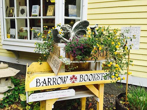 Barrow Bookstore Crossword Puzzle