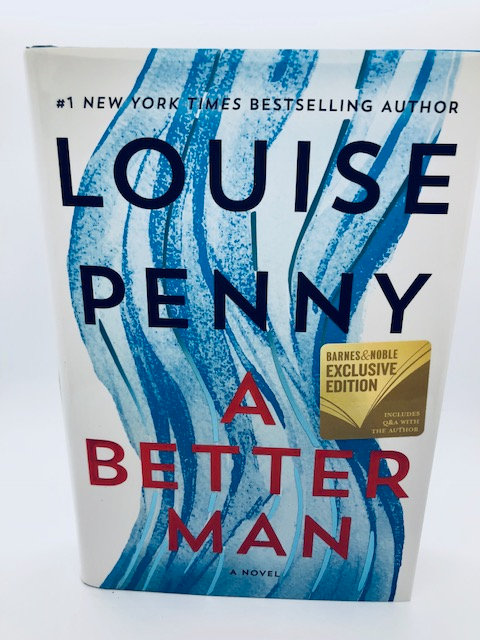 A Better Man, by Louise Penny