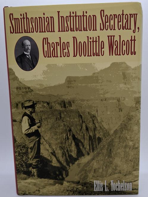 Smithsonian Institution Secretary, Charles Doolittle Walcott