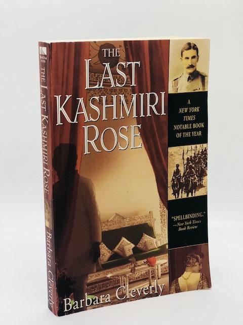 The Last Kashmiri Rose (A Detective Joe Sandilands Novel), by Barbara Cleverly
