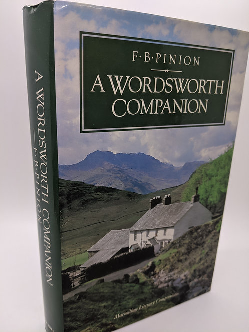 A Wordsworth Companion: Survey and Assessment