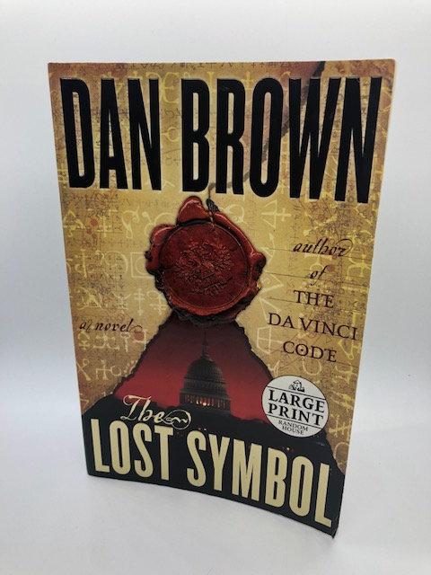 The Lost Symbol, by Dan Brown