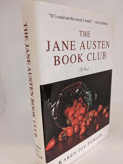 The Jane Austen Book Club, a Novel