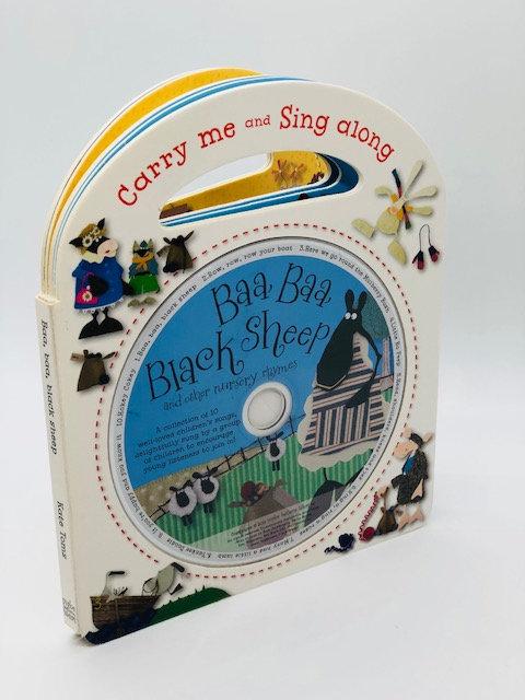 Carry Me and Sing Along: Baa, Baa, Black Sheep