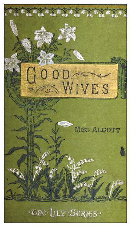Magnet GOOD WIVES by Louisa May Alcott