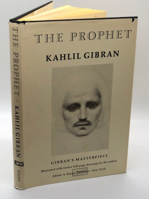 The Prophet by Kahil Gibran