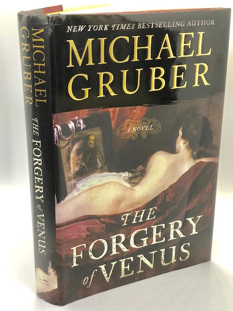 The Forgery of Venus: A Novel, by Michael Gruber