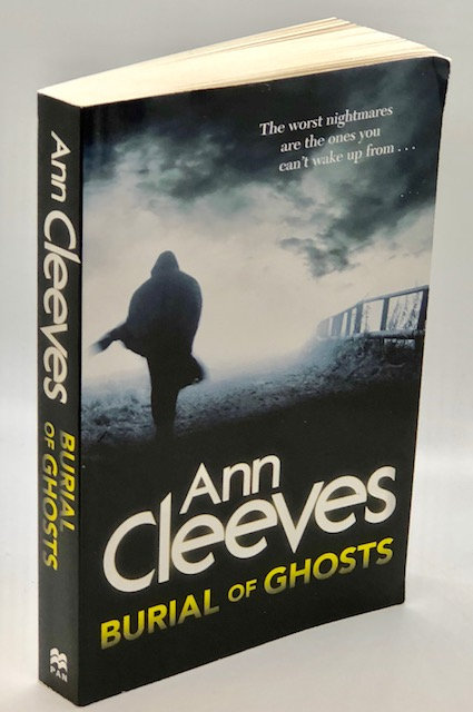 Burial of Ghosts, by Ann Cleeves