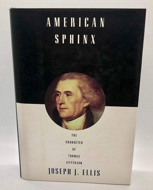 American Sphinx, by Joseph Ellis