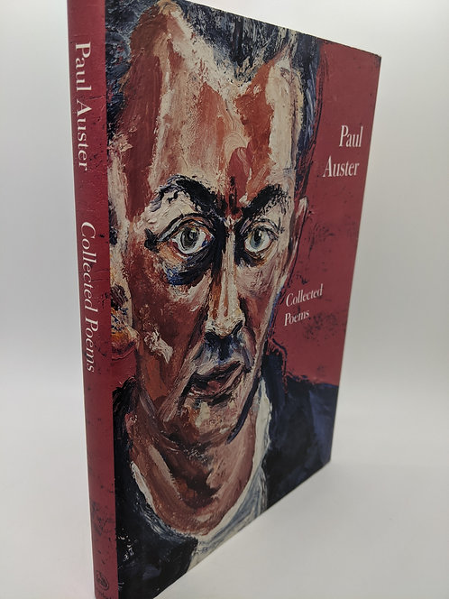 Collected Poems of Paul Auster