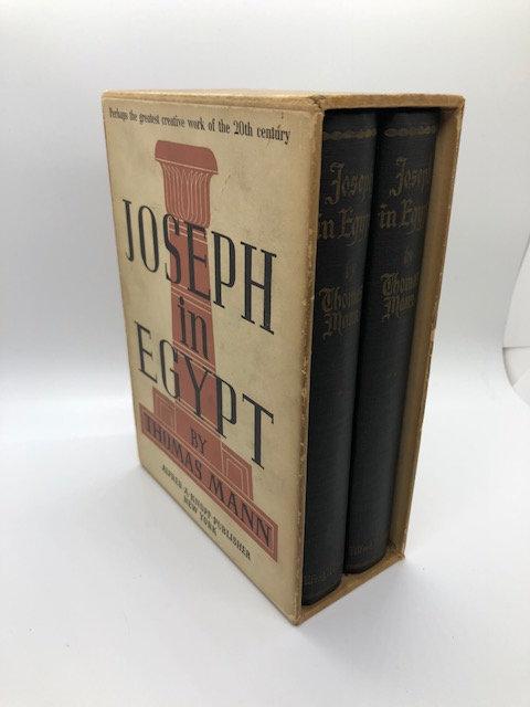 Joseph In Egypt, by Thomas Mann