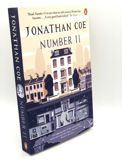 Number 11: A Novel, by Jonathan Coe