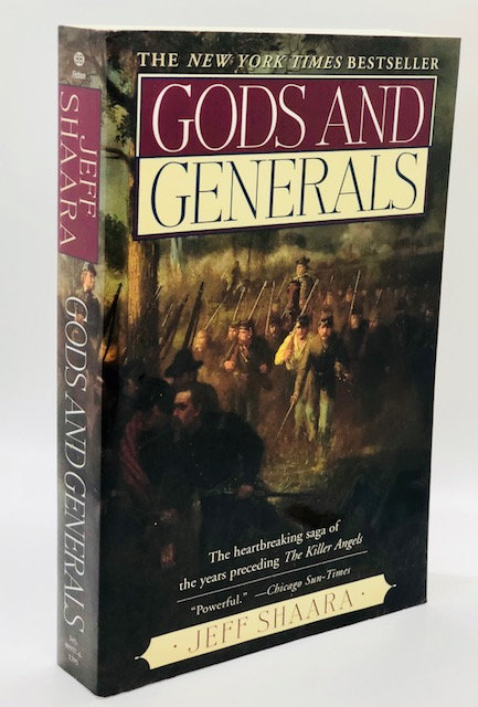 Gods and Generals, by Jeff Shara