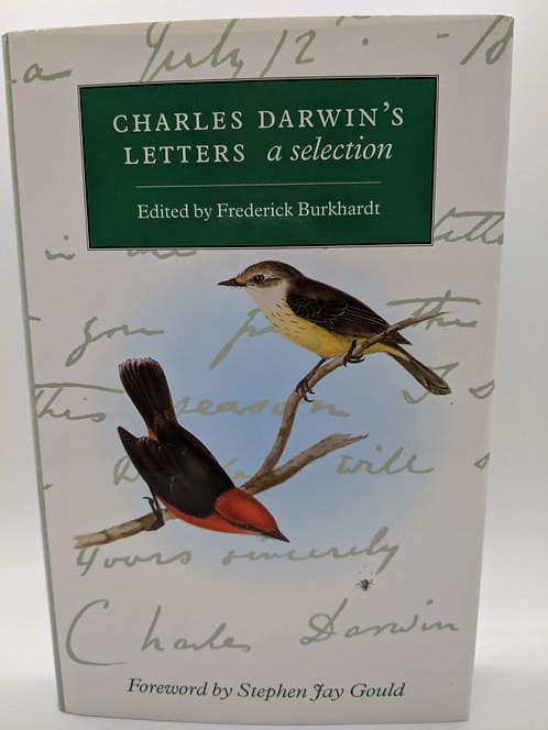 Charles Darwin's Letters: A Selection