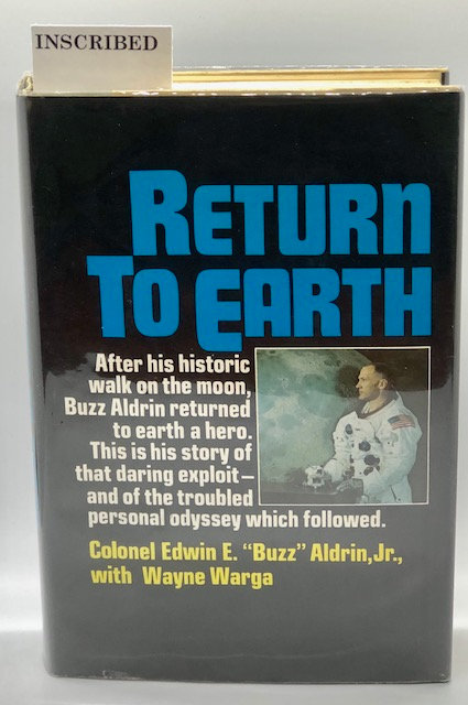 Return to Earth, by Colonel Buzz Aldrin, Jr.