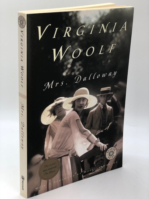 Mrs. Dalloway, by Virginia Woolf