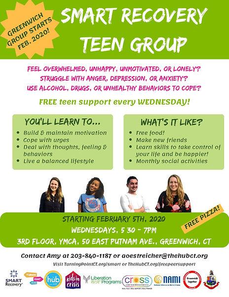 Greenwich SMART Teen Jan 2020 flyer-page