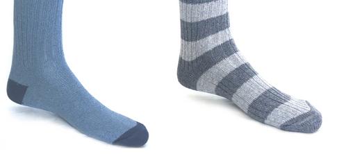 Osomtex socks (many patterns, colors)