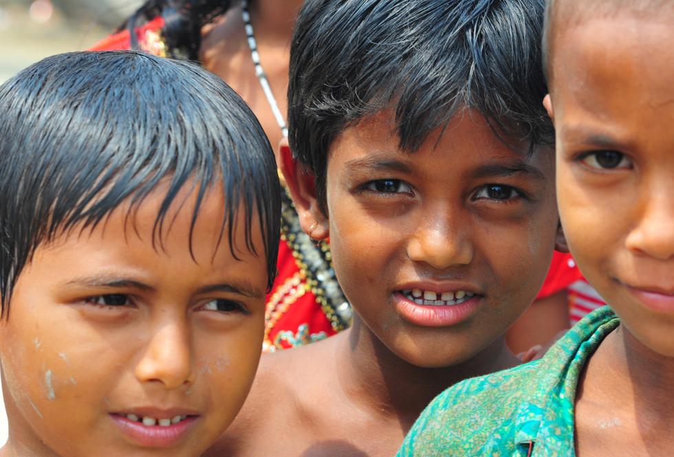 Boys of Khulna