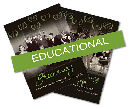 Greenaway + Beyond Greenaway (Educational)