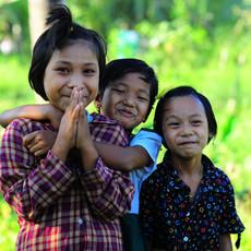 Ayerawady Delta, Myanmar