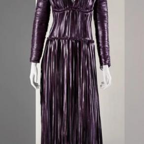 Vegea dress designed by Tiziano Guardini