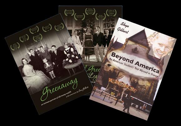 Family Pack: Greenaway + Beyond Greenaway (Personal) + Beyond America