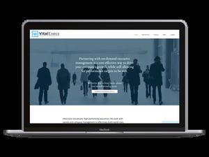 Vital Execs — On-Demand Management Services