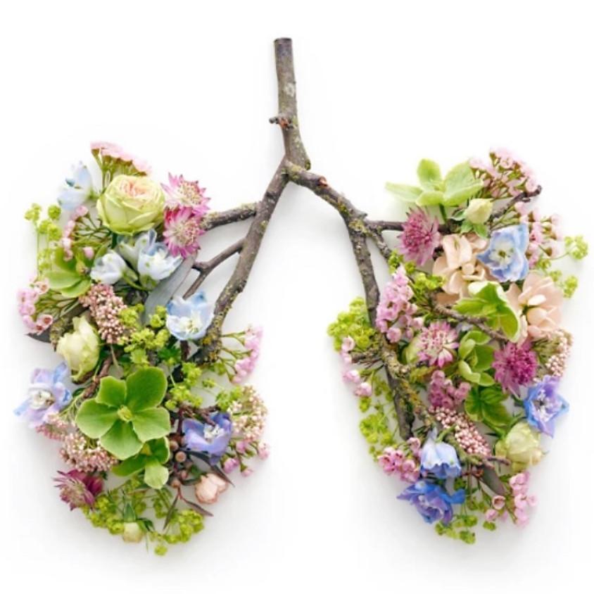Live Online Breathwork Class for LOVE and Abundance