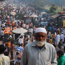 Street Life, India
