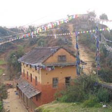 Nepali Village, Nepal