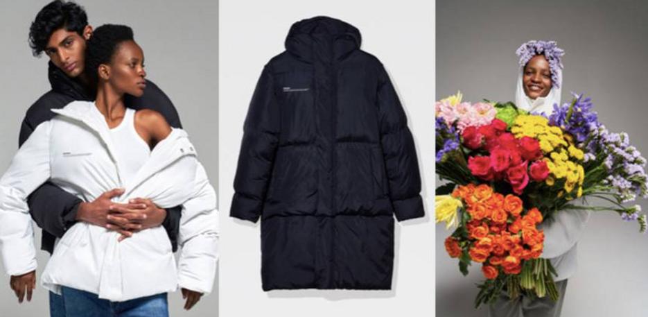 Pangaia Puffer Jacket
