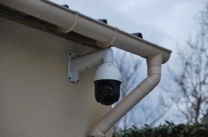 Caméra Extérieure pivotante 360 degrés à Saumur 49400